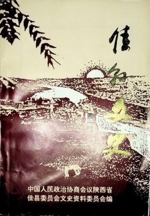 《佳县文史》第一辑 1995年
