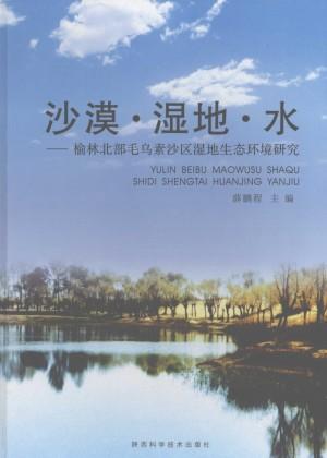 《榆林北部毛乌素沙区湿地生态环境研究》薛鹏程 著 2006年