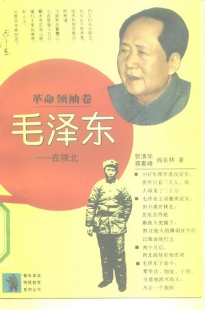 《毛泽东在陕北》闫长林著 1991年