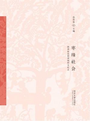 《枣缘社会-陕西佳县泥河沟村文化志》孙庆忠 著 2018年