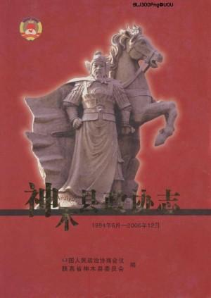 《神木县政协志:1984.6-2006.12》2006年